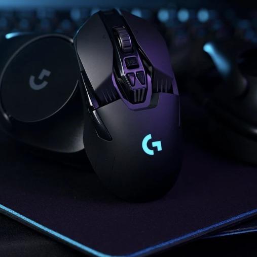 Mouse Sem Fio Gamer Logitech G903 Rgb + *3 Anos Garantia*