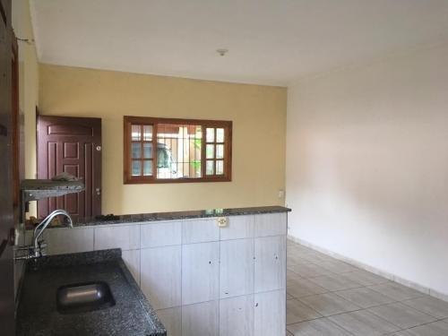 Casa Mo Litoral Com 02 Dormitórios Em Itanhaém/sp 5591-pc