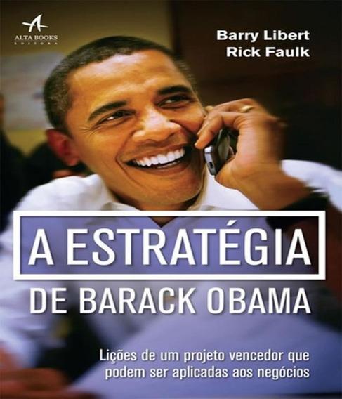 Estrategia De Barack Obama