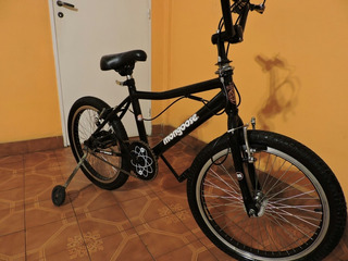 Bicicleta Bmx Rodado 20 Marca Mongoose.usada Casi Nueva.