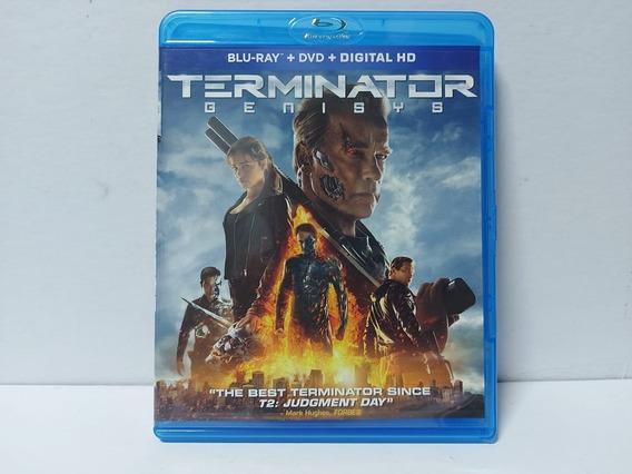 Película Blu-ray / Dvd Terminator Genesis