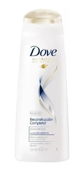 Shampoo Dove Reconstruccion Completa X 400 Ml.