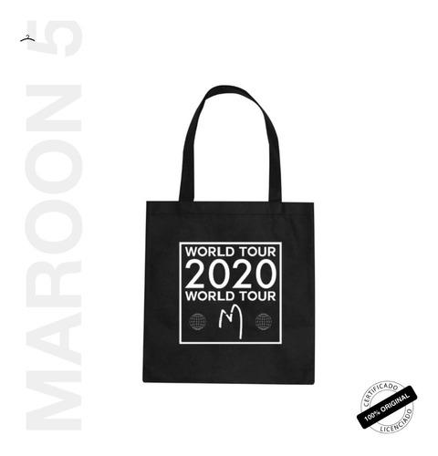 Bolsa Oficial Maroon 5 World Tour 2020