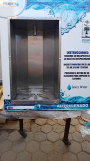 Ventana Vending Para Agua Purificada