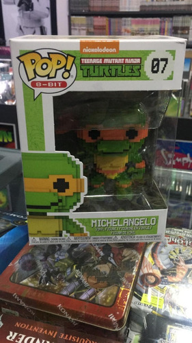 Funko Pop! Michelangelo # 07