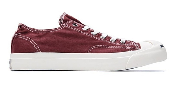 Converse Jack Purcell Ltt Ox Red/off White