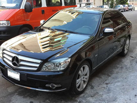 Mercedes Benz Clase C 220 Cdi Diesel Impecable