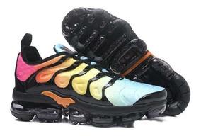 Nike Air Max Plus Vapormax Vapor (cores E Tam. Variados)