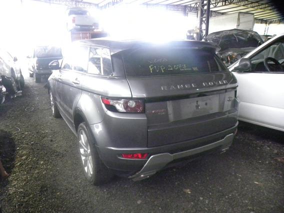 Sucata Land Rover Evoque 2.0 Si4 Dynamic 5p