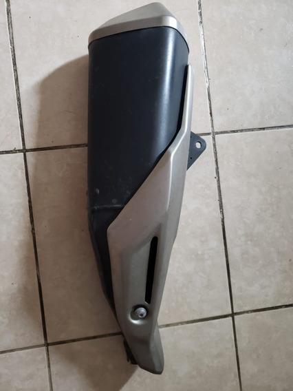 Ponteira De Escape Original Honda Cb500 R, F, X 2016 À 2019