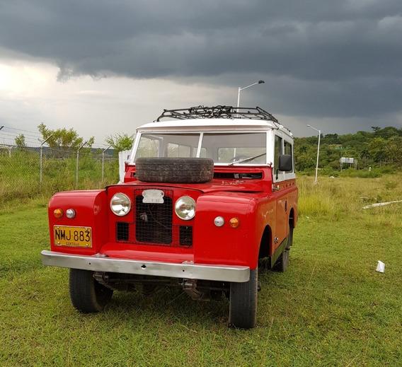 Land Rover Series 2a, Suavizador De Frenos Y De Dirección