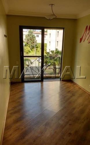 Imagem 1 de 10 de Apartamento No Lauzane - Mi85459