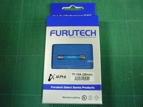 Fusível Furutech Tf-10a 32mm Select Series Fuse