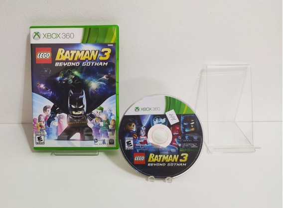 Batman 3 - Xbox 360 Original - Semi Novo