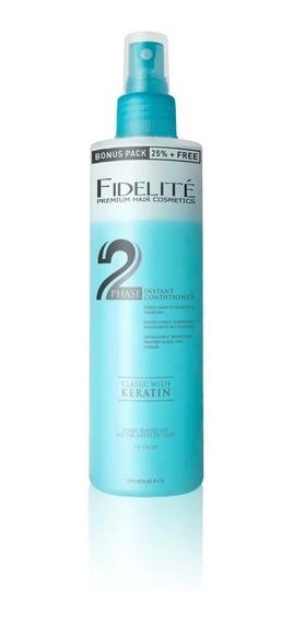 Desenredante Instantáneo Bi-fase 250ml Fidelite