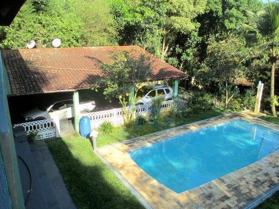 Chácara Com 4 Dormitórios À Venda, 2503 M² Por R$ 540 Mil - Guaraiuva - Vargem Sp - Ch1185