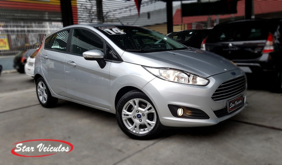 New Fiesta Se 1.6 Powershift (2014) Automático
