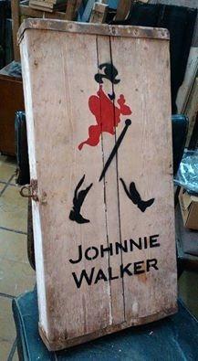 Publicidad De Johnnie Walker Vintage