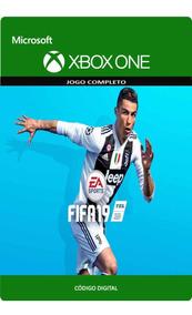 Fifa 19 Xbox One - Código 25 Dígitos Receba Hoje