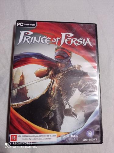 Prince Of Persia - Pc Dvd-rom Original