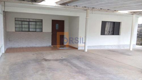 Imagem 1 de 20 de Casa Com 2 Dorms, Mogi Moderno, Mogi Das Cruzes - R$ 450 Mil, Cod: 1072 - V1072