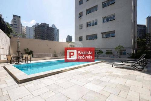 Imagem 1 de 23 de Apartamento À Venda, 180 M² Por R$ 2.570.000,00 - Itaim - São Paulo/sp - Ap32125