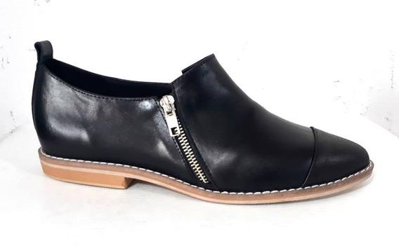 Huma10 Zapato Comb Dobre Cierretalles Grandes Mujer Nyc