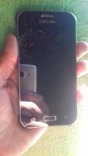 Samsung Galaxy J1 Ace 3g Duos Sm-j110l/ds Com Tela Quebrada