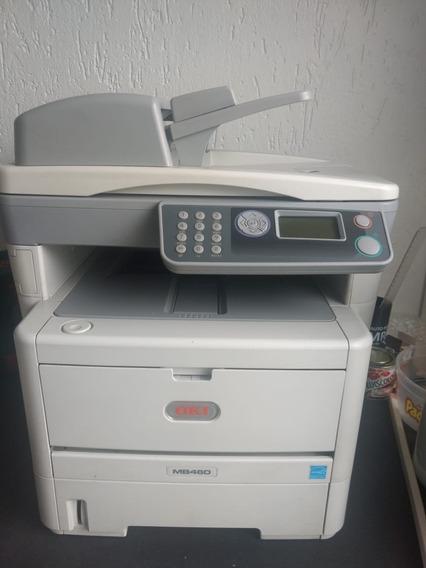 Impressora Oki Mb 460