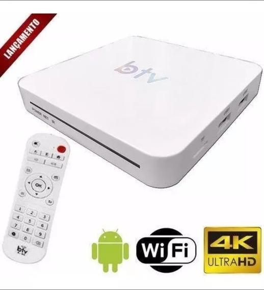 Multimídia Smart Digital Branco B-t-v Original Configurado