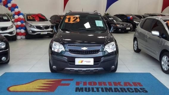 Chevrolet Captiva 2.4 16v (aut) 2012 Impecável