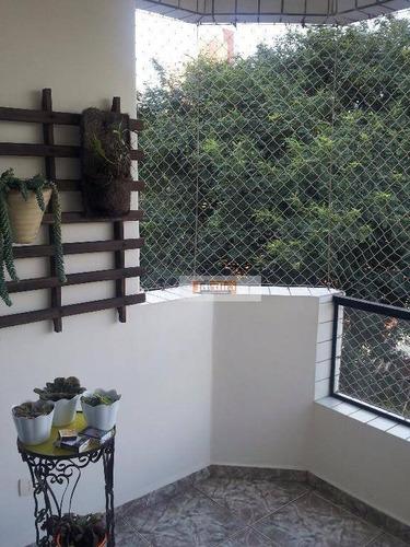 Cobertura Residencial À Venda, Rudge Ramos, São Bernardo Do Campo. - Co0644