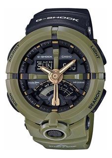Reloj Casio Hombre G-shock Ga-500p-3a Envio Gratis