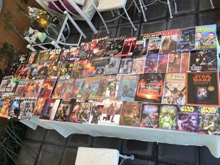 Star Wars,75piezas,libros,revistas-supercoleccion, Exelente!