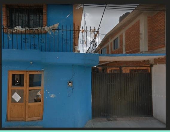 Casa Fracc. San Lorenzo Coacalco En Recuperación Bancaría
