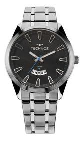 Relógio Technos Performance Racer Steel Masculino 2115kzb/1p