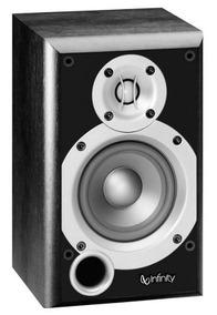 c21936b9b Caixas Bookshelf Infinity Primus 160 - Eletrônicos, Áudio e Vídeo no ...