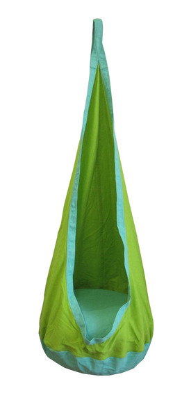 Hamaca Infantil Hmo 150x50 Cm Verde