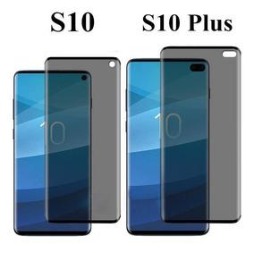 Cristal Mica Privacidad 9d Samsung Galaxy S10 S10plus S10e