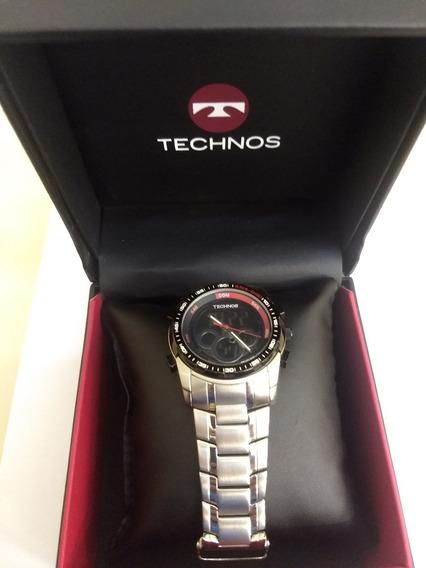 Relógio Technos Modelo Ca851a Semi-novo