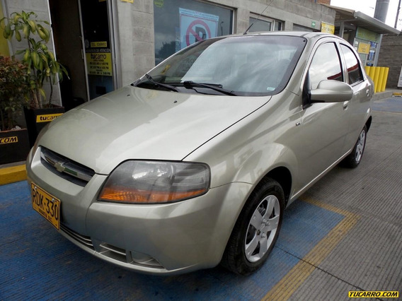 Chevrolet Aveo At 1.6