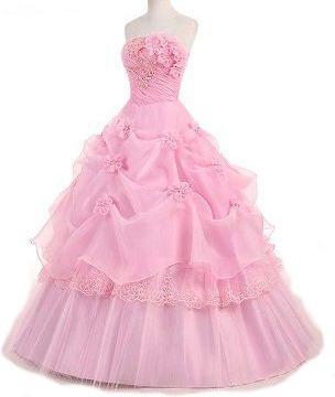 Vestido Quinze Anos Debutante Baile