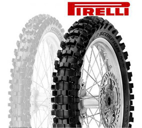 Pneu Pirelli Traseiro 80*100-12 Mid Soft32