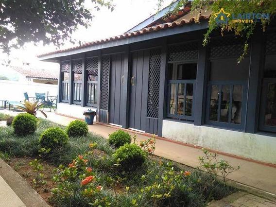 Casa À Venda No Vila Santista - Atibaia Sp - Ca1990