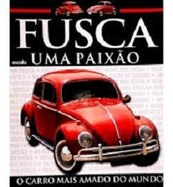Livro Fusca - Uma Paixão - Editora Escala