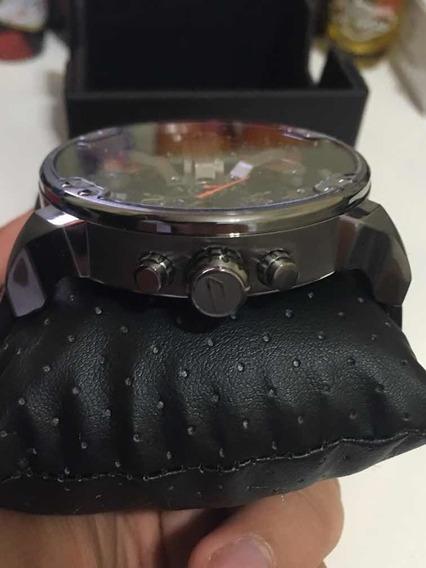 Relógio Diesel Gun Metal Dz7332 Novo (oportunidade)