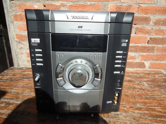 Radio Toshiba Ms 7760mus Para Conserto Ou Peças