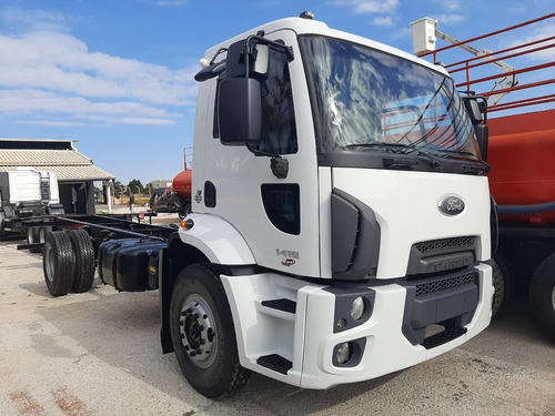 Ford Cargo 1419 Ano 2017 Toco Chassi