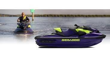 Jet Sea Doo Modelo Rxp-x 300hp Som Zero 2021