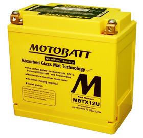 Bateria Motobatt Mbtx12u Bmw R 1200 S R E Gs K 1200r 1300r